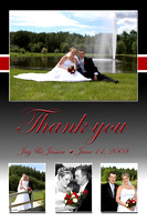 6athank you card front